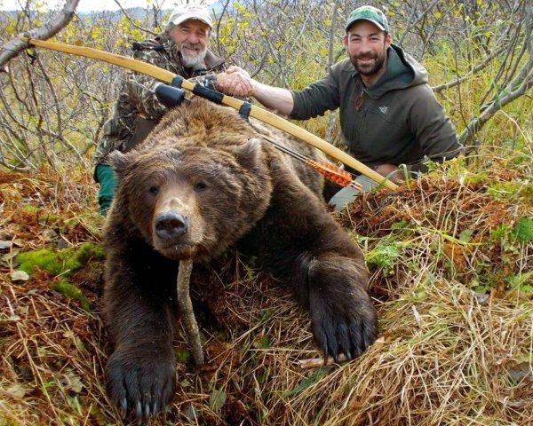 Jakes Brown Bear